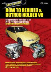 How To Rebuild & Hotrod Holden V8